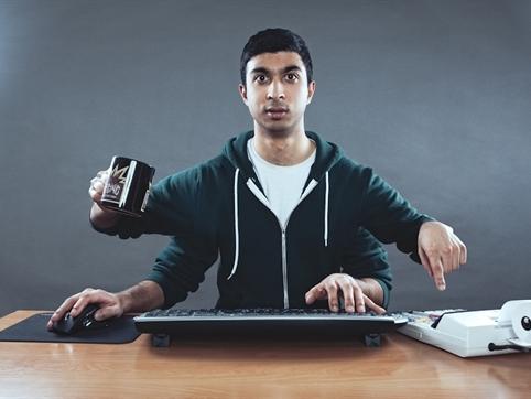 5 yếu tố phá hoại hiệu suất làm việc của bạn