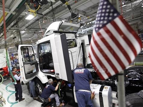 Kinh tế Mỹ đón hàng loạt tin tốt