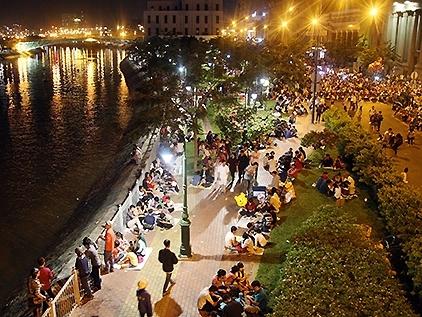 Bến Bạch Đằng Sài Gòn được đề xuất xây trung tâm thương mại ngầm