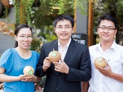 Startup xuất khẩu nước dừa Việt Nam được rót vốn hơn 100.000 USD