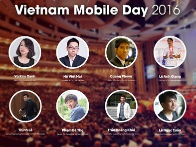 Google và hàng trăm công ty thương mại di động sẽ bùng cháy tại Vietnam Mobile Day 2016!