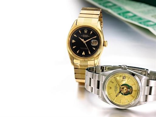 Chọn mua Pristine Rolex hay Patek Philippe với giá chưa đến 10.000 USD