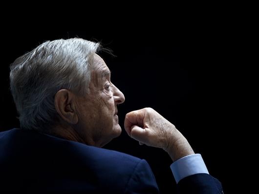 George Soros tái xuất: Chọn vàng bỏ chứng