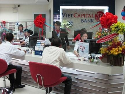 Viet Capital Bank có Tổng giám đốc mới