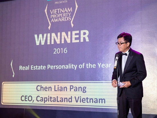 Ông Chen Lian Pang - Nhân Vật Bất Động Sản của năm