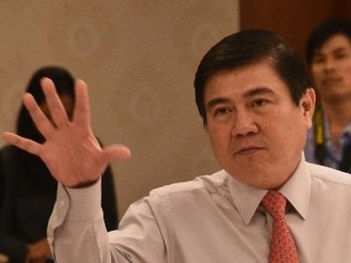 Chủ tịch TP HCM: 'Sẽ xây tổ để mời đại bàng'