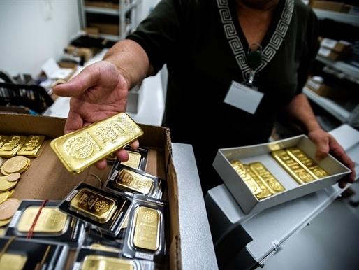 Giá vàng lập đỉnh 4 tuần do lo ngại Brexit