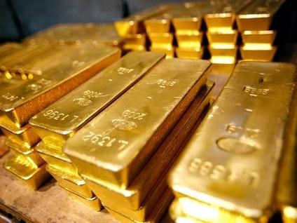 Giá vàng lên cao nhất gần 6 tuần chờ tuyên bố phiên họp Fed