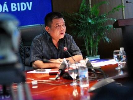 Chủ tịch BIDV: Ngân sách cố đòi cổ tức là vắt chanh kiệt vỏ