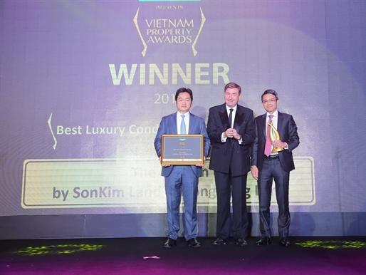 The Nassim được vinh danh là dự án căn hộ tốt nhất Việt Nam