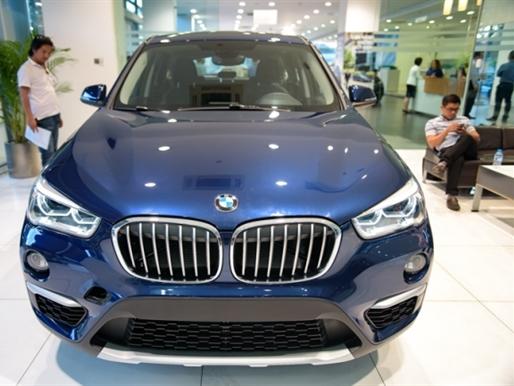BMW: Doanh số bán xe tại Việt Nam tăng trưởng mạnh nhất khu vực