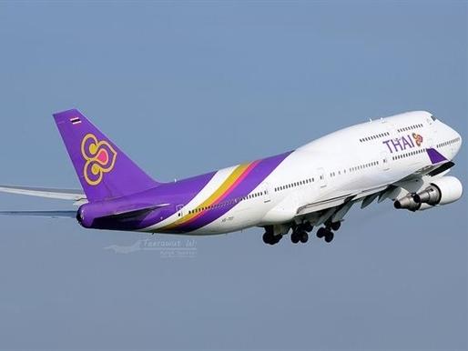 Việt kiều cung cấp lụa Việt Nam cho Thai Airways