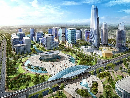 Daewoo sắp bán biệt thự khu đô thị