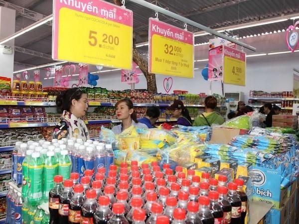 Tổng sản phẩm nội địa trên địa bàn TPHCM tăng 7,47%