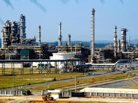Nhà máy lọc hóa dầu Nghi Sơn có thể bị chậm tiến độ