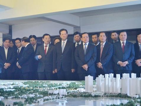 Hà Nội quy hoạch siêu trung tâm tài chính 108 tầng