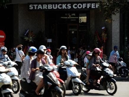 Việt Nam là nước ASEAN duy nhất Starbucks không vào top 3