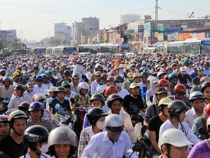 Hà Nội có thể cấm xe máy từ 2025