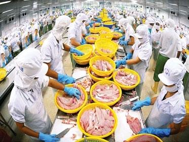 Xuất khẩu nông lâm thủy sản đạt 15 tỷ USD sau 6 tháng