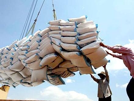 Xuất khẩu gạo giảm 5,9%