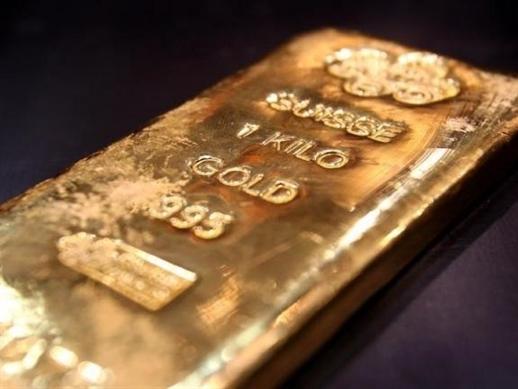 Giá vàng quay đầu giảm do chốt lời