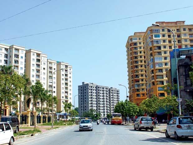 Người Hà Nội ngày càng chuộng căn hộ trung, cao cấp