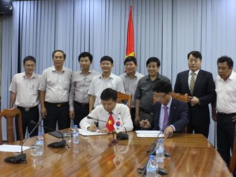 Hàn Quốc đầu tư 400 triệu USD làm dự án điện sinh khối tại Quảng Bình