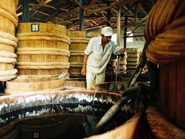Chính thức thanh tra sản phẩm nước mắm đóng chai