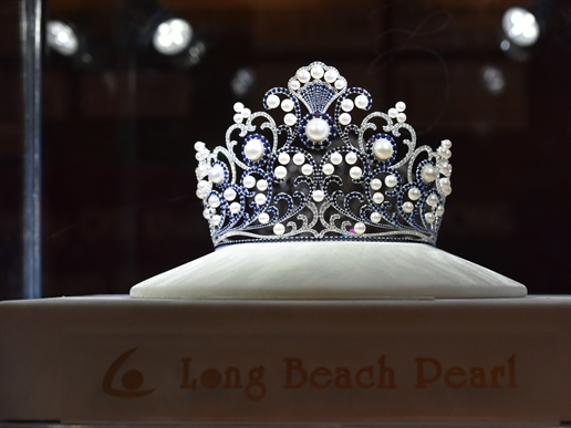 Vương miện hoa hậu Việt Nam 2016: Tuyệt tác hoàn mỹ của Long Beach Pearl