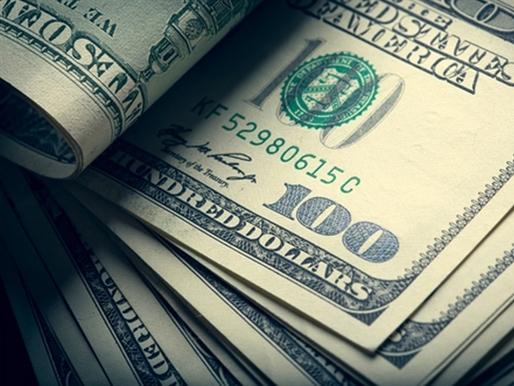 USD giảm sau biên bản họp Fed