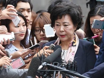 Con gái nhà sáng lập Lotte bị bắt