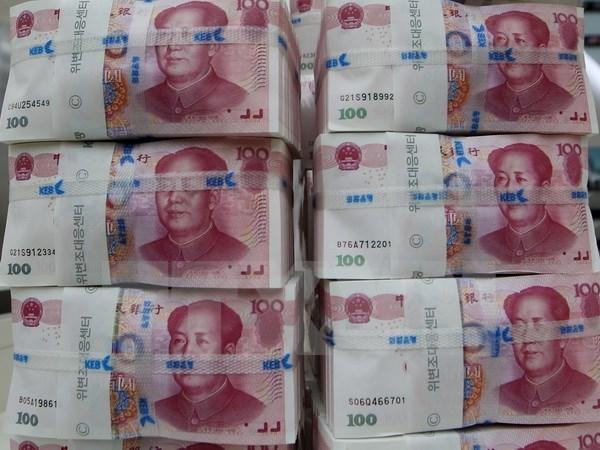 Dự trữ ngoại hối Trung Quốc bất ngờ tăng lên 3,21 nghìn tỷ USD