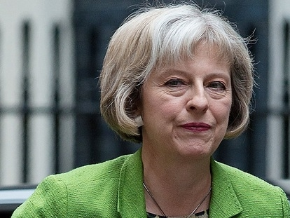 Nước Anh chính thức có nữ thủ tướng thứ hai