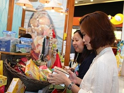 Hàng Việt tìm cách chinh phục người Thái