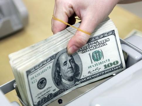 USD lên cao nhất 2 tuần so với yên