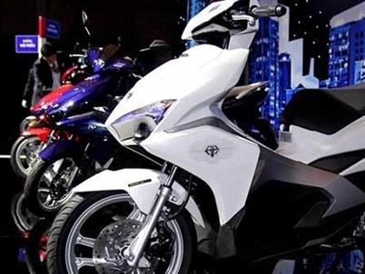 Người Việt mua gần 1,5 triệu xe máy trong nửa năm