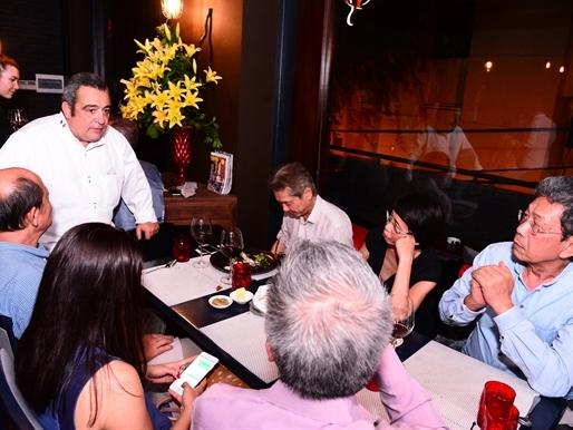 Le Corto đón đầu bếp Sao Michelin, Eric Maio