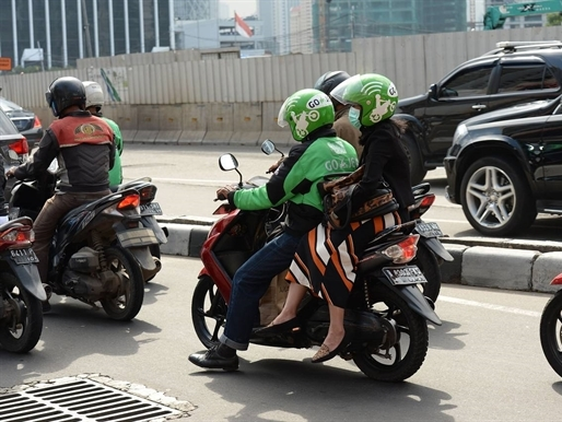 Startup xe ôm Indonesia có thể nhận 400 triệu USD từ KKR, Warburg Pincus