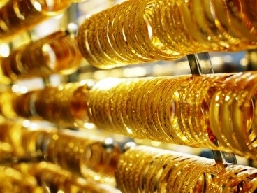 Giá vàng giảm liên tục