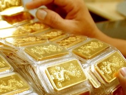 Vàng trong nước tăng vọt lên 37 triệu đồng