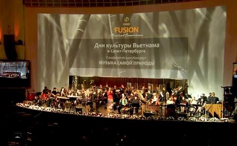 Âm nhạc Việt thăng hoa cùng OSSSO Fusion tại Saint Petersburg