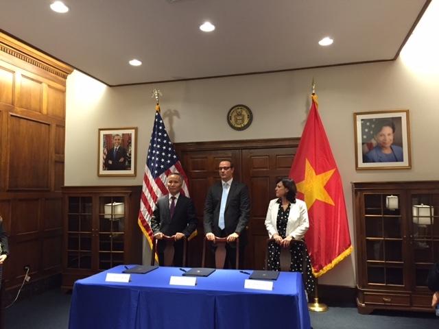 Dỡ bỏ thuế chống bán phá giá tôm Minh Phú sang Mỹ