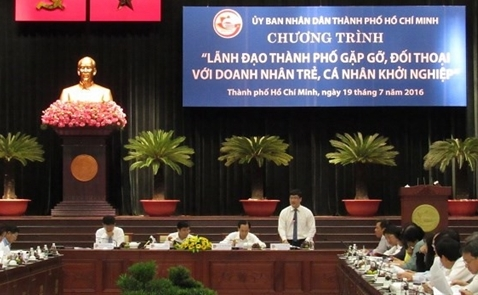 Chủ tịch UBND TPHCM: cần chú trọng phát triển doanh nghiệp vừa và nhỏ