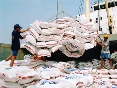 Xuất khẩu gạo của Việt Nam thấp nhất 8 năm qua