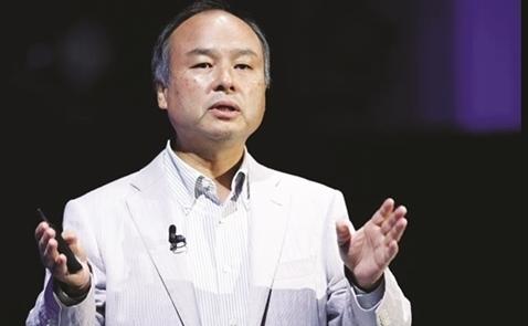 Canh bạc 32 tỉ USD của ông chủ Softbank