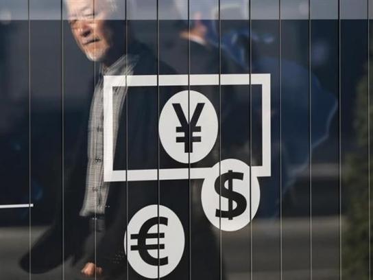 Yên và euro tăng sau động thái của ECB và BOJ