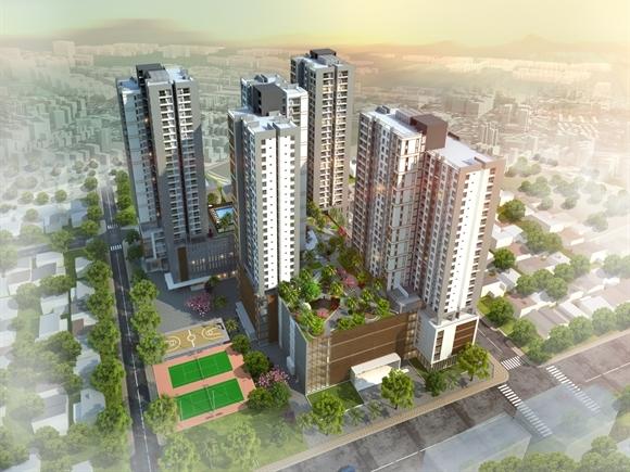Sắp khai trương căn hộ mẫu Xi Grand Court