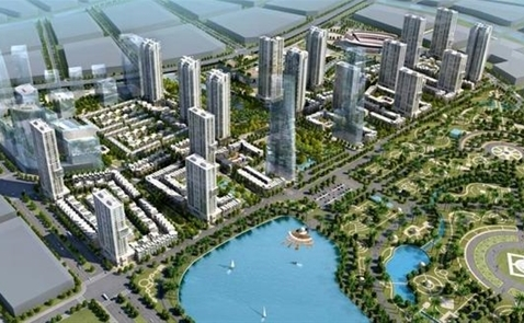 Bitexco bắt tay Mitsubishi làm dự án 1,9 tỷ USD tại Hà Nội
