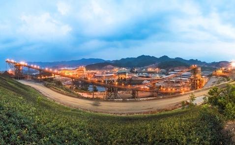 Mỏ Núi Pháo – Tiêu chuẩn quốc tế tại Việt Nam