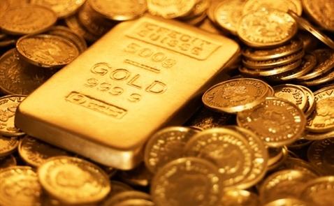 Giá vàng vượt ngưỡng 1.330 USD/ounce khi Fed giữ nguyên lãi suất